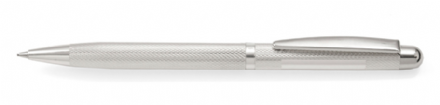 Bath Sterling Silver Pen - Barleycorn Sterling Silver